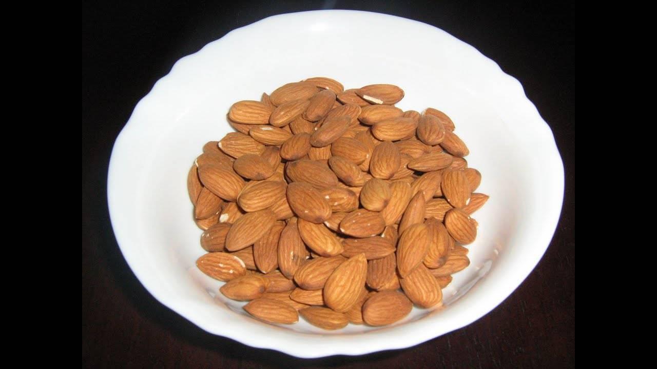 Кожура миндаля: полезные свойства, применение ореха и рецепты, а также вредна ли шкурка, каковы противопоказания?