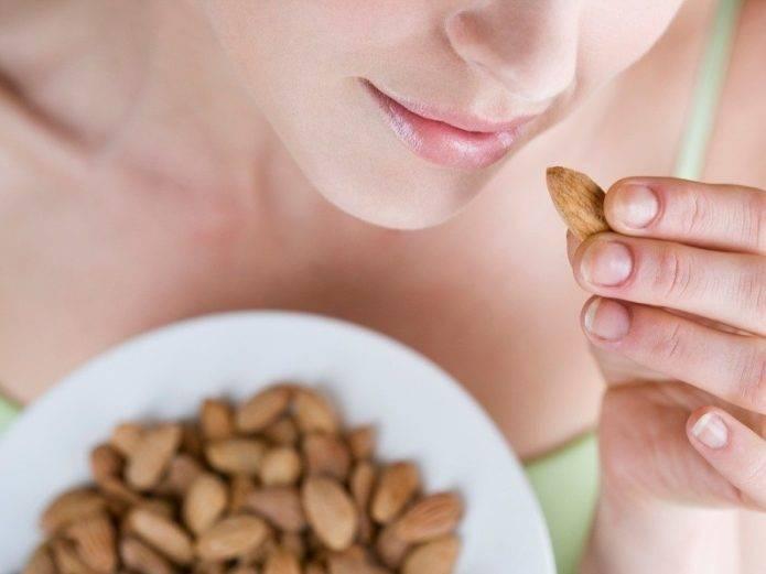 Миндаль: польза и вред орехов для здоровья человека