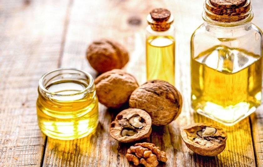 Как применяют масло грецкого ореха для волос, лица и тела, польза и вред - как по маслу