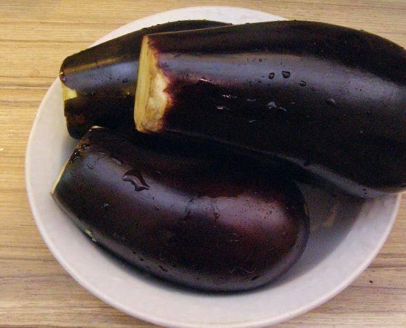 Квашеные баклажаны с морковью и чесноком - пошаговый рецепт