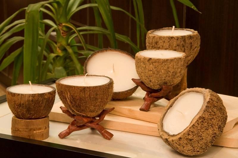 Масло кокосовое - рецепты