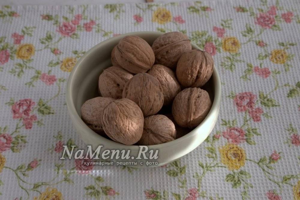 Как подсушить грецкие орехи в скорлупе