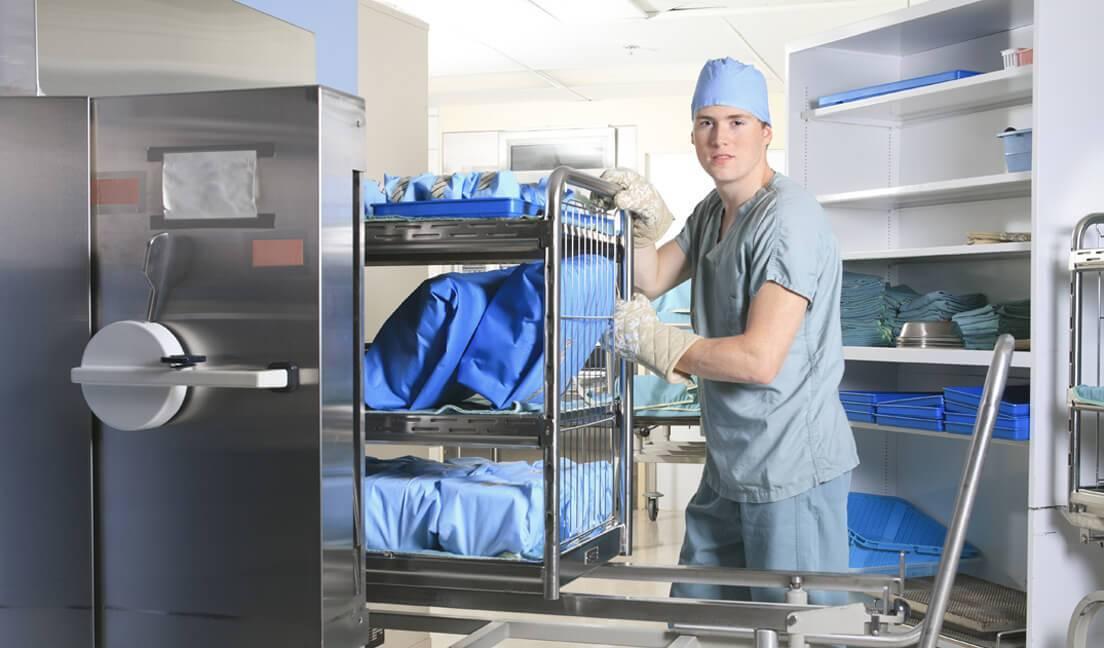 Современные технологии стерилизации изделий медицинского назначения  / наши статьи / «винар»